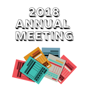 Annual Meeting 2018 graphic