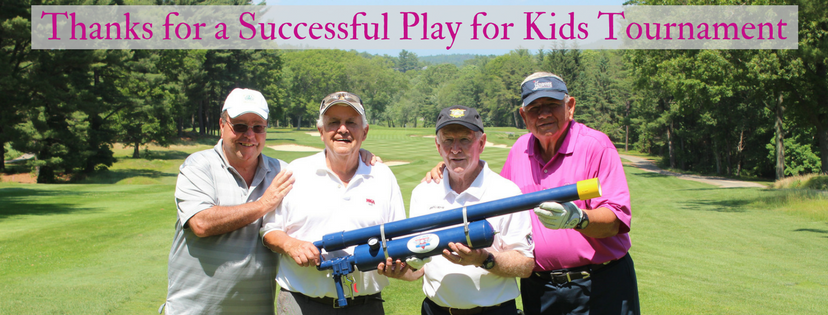 Thank you for a Successful Play for Kids Tournament