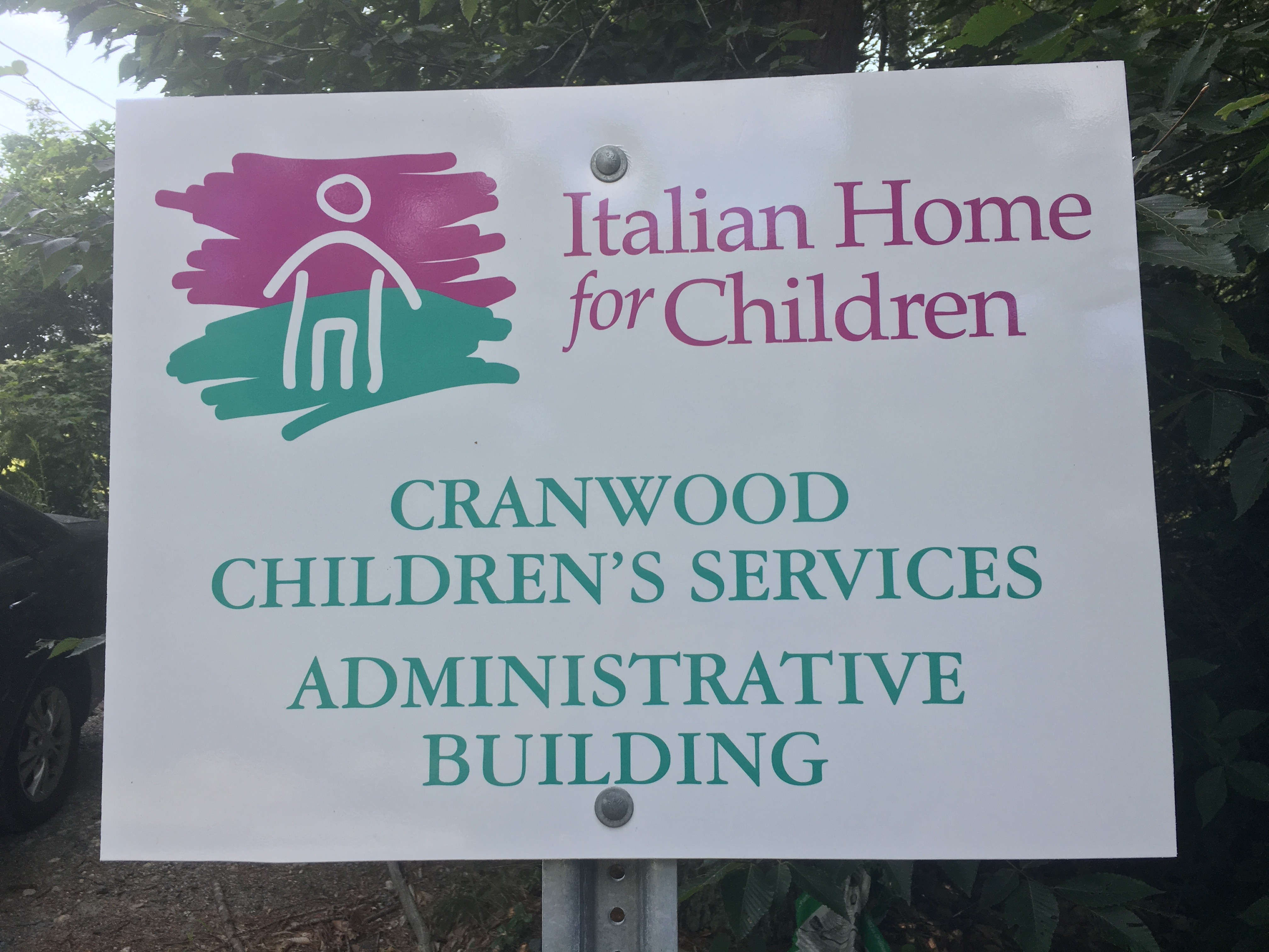 Cranwood sign