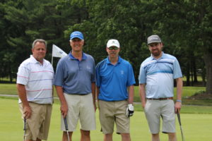 Thanks to our dedicated golfers!