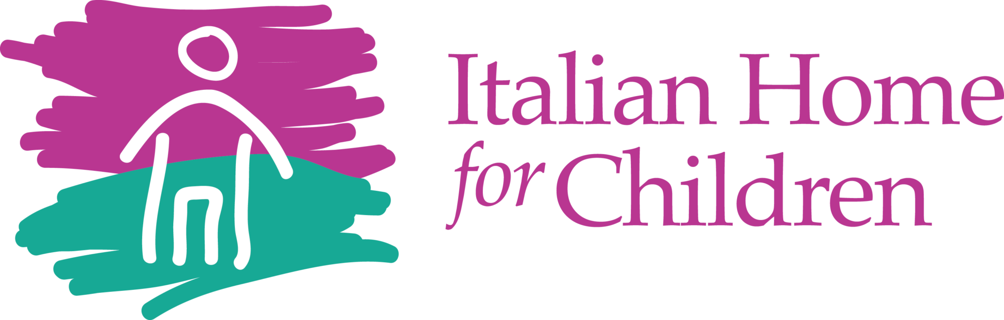 Italian Home for Children Logo Horizontal