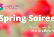 2018 Italian Home for Children Spring Soiree