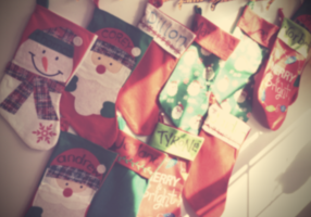 Year end note stockings for blog